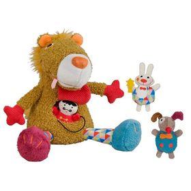 Развивающая игрушка Ebulobo «Львёнок Марсель»
