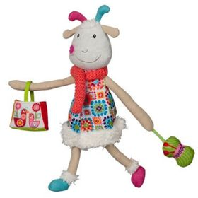 Развивающая игрушка Ebulobo «Козочка Жужу»
