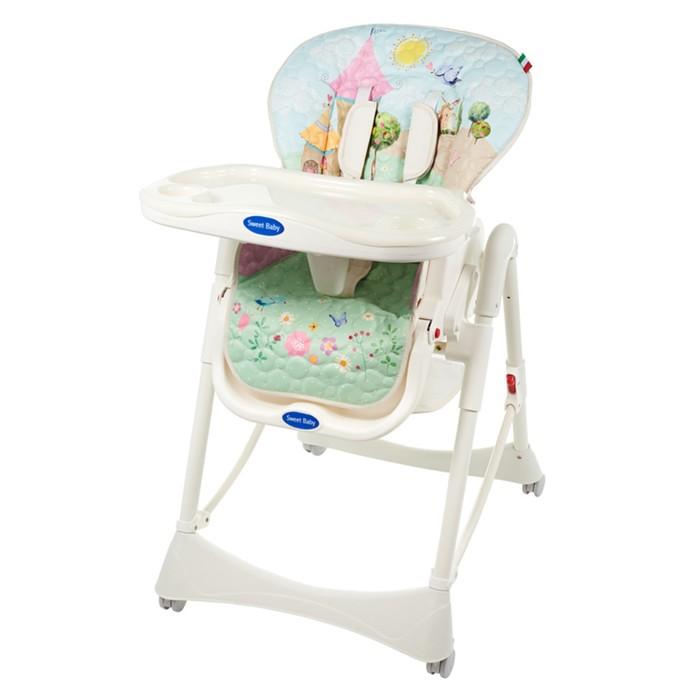 Стульчик для кормления Sweet Baby Happy Land Oval