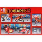 Конструктор «Пожарный вертолёт», 155 деталей - фото 105634308