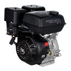 Двигатель ZONGSHEN ZS177F, 4Т, бенз., 6.6 кВт/9 л.с., 270 см3, 3900 об/мин, d=25 мм