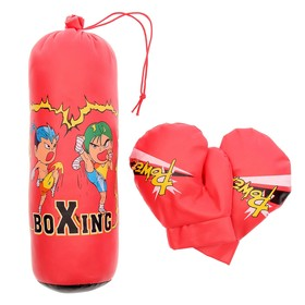 Детский боксёрский набор 'Панчер' Ош