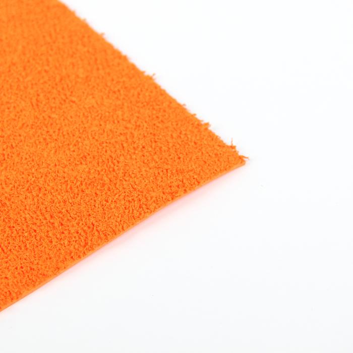 Набор «Пенка травка», формат А4, 10 листов, 10 цветов, толщина 2 мм - фото 537607211