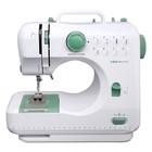 Швейная машинка VES 505, 8 операций, потайная, эластичная строчка