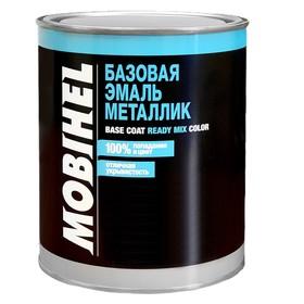 Автоэмаль MOBIHEL металлик TOYOTA 199 SILVER, 1 л