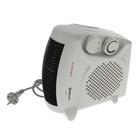 Тепловентилятор Sakura SA-0501, 2000 Вт, верт-гориз, вентиляция без нагрева, белый