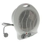 Тепловентилятор Sakura SA-0504, 2000 Вт, вентиляция без нагрева, серый