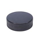 Шайба хоккейная RUBENA, каучук, диаметр 75 мм, высота 25 мм, цвет чёрный