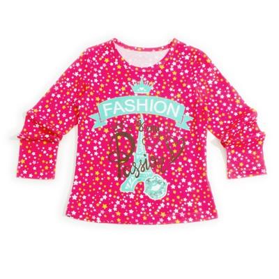 Джемпер для девочки, рост 110 см, цвет звезды Л694