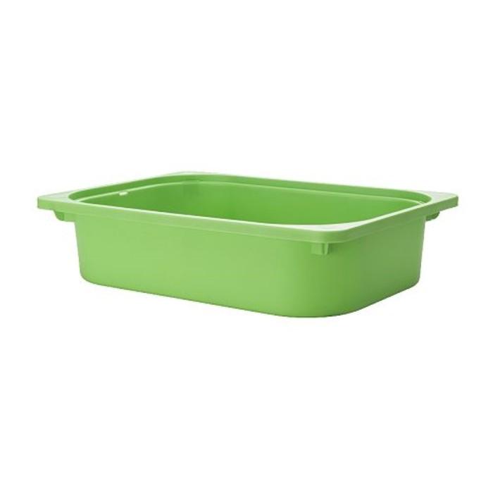 Ящик, зеленый ТРУФАСТ