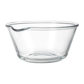 Миска ВАРДАГЕН, прозрачное стекло