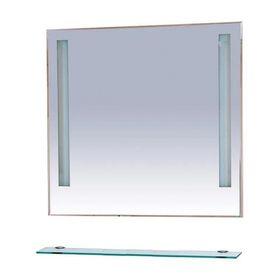 """Зеркало Misty """"Лика 90"""", с полочкой, с подсветкой"""