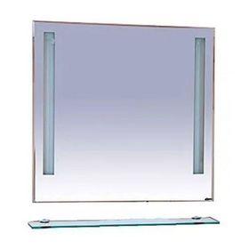 """Зеркало Misty """"Лика 105"""", с полочкой, с подсветкой"""