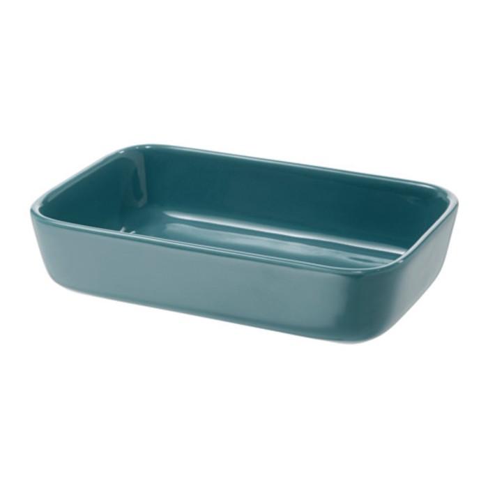 Форма-блюдо ЛИККАД, цвет синий
