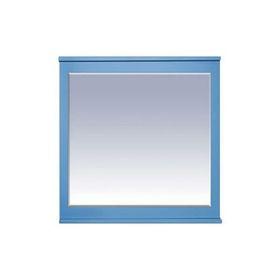 """Зеркало Misty """"Марта 80"""", голубое матовое"""