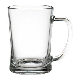 Пивная кружка МЬЁД, прозрачное стекло