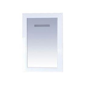 """Зеркало Misty """"Европа 50"""", белое, с подсветкой"""
