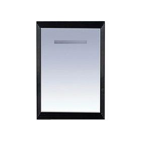 """Зеркало Misty """"Европа 50"""", черное, с подсветкой"""