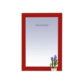 """Зеркало Misty """"Европа 60"""", красное, с подсветкой"""