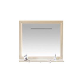 "Зеркало Misty ""Европа 90"", бежевое, с подсветкой"