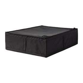 Короб для хранения, черный СКУББ