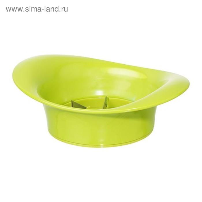 Ломтерезка для яблок, зеленый СПРИТТА