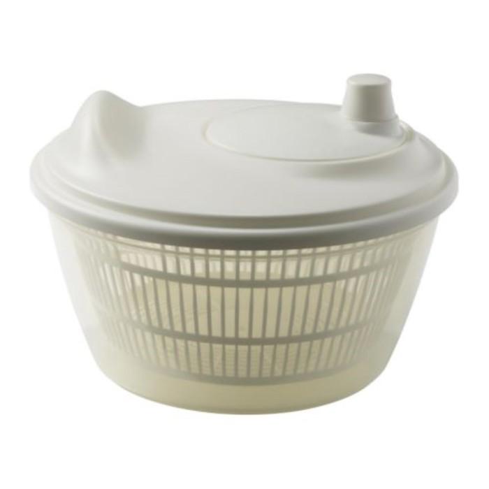 Сушилка для салата ТУКИГ, цвет белый