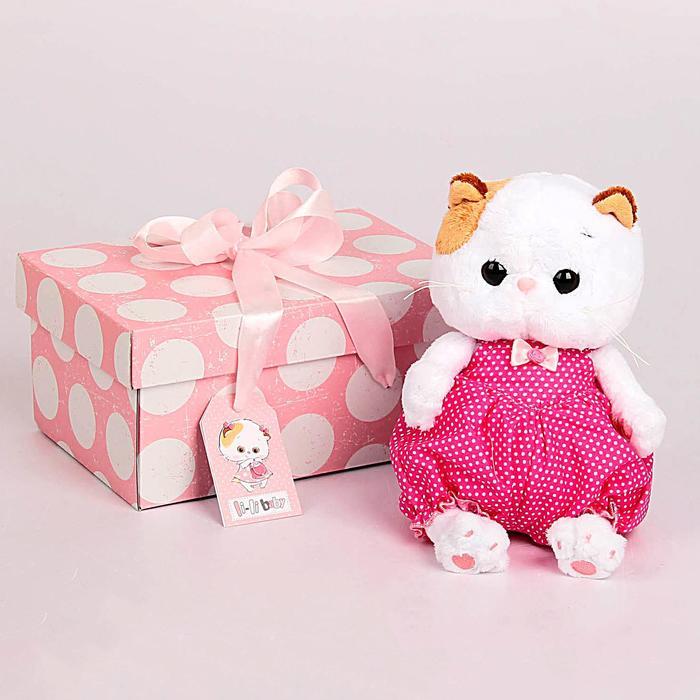 Мягкая игрушка «Ли-Ли BABY», в песочнике, 20 см - фото 4468449