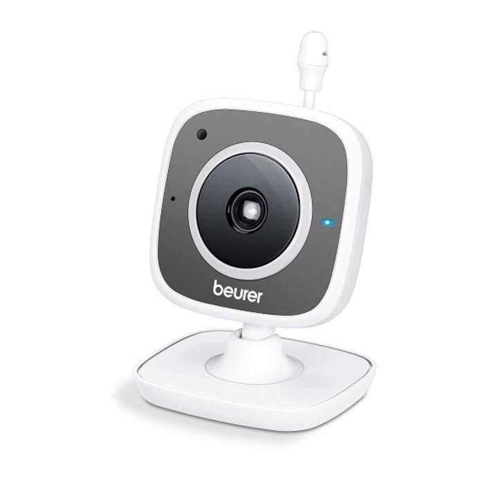 Видеоняня Beurer BY88 (Smart Baby Monitor), 14 каналов передачи, двусторонняя связь
