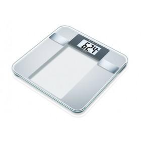 Весы напольные Beurer BG13, электронные, диагностические, до 150 кг, стекло, цвет хром