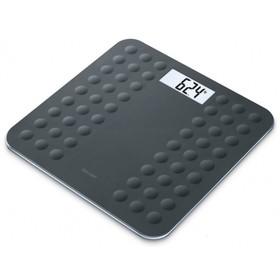 Весы напольные Beurer GS300, электронные, до 180 кг, чёрные
