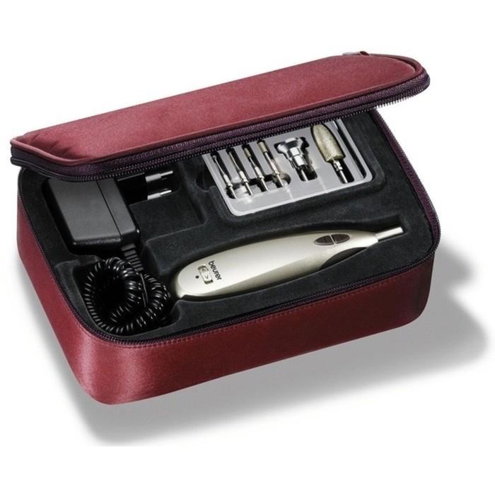 Аппарат для маникюра и педикюра Beurer MP60 (9 насадок)