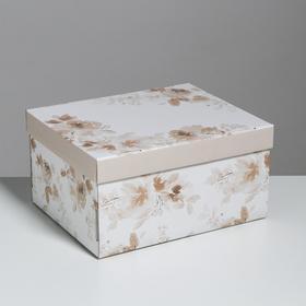 Складная коробка «Для твоих мечтаний», 31 х 25,5 х 16 см
