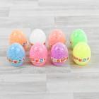 """Шариковый пластилин """"Фиксики"""" разных цветов в прозрачном яйце, 8 г"""