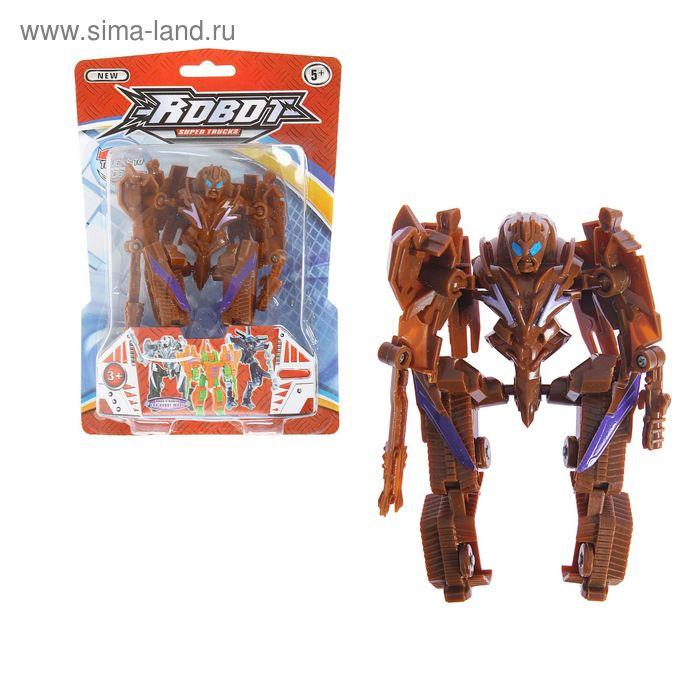 """Робот-трансформер """"Победоносец"""""""