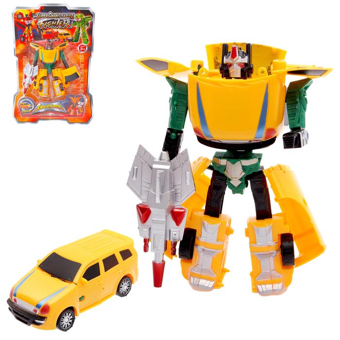 Робот-трансформер «Мегабот»