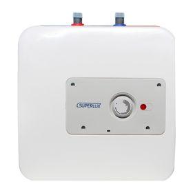 Водонагреватель Superlux 15 U PL, 15 л, бак эмаль, установка под раковиной