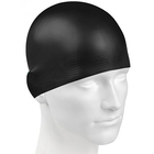 Шапочка для плавания SOLID, Black M0565 01 0 01W