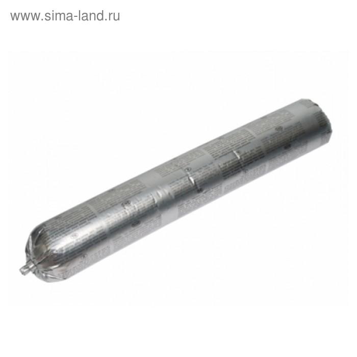 Герметик Tytan Industry PU 25 (51203), полиуретановый, серый, 600мл, схватывание 90 мин