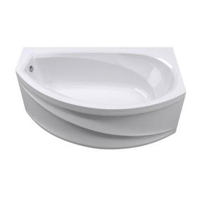 """Ванна акриловая Poseidon """"Дамелия"""", 150х90 см, правая"""