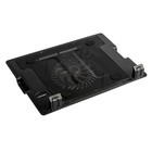 """Подставка для ноутбука CROWN CMLS-926, до 15.6"""", черная USB"""