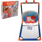 """Баскетбольный набор """"Мини баскет"""", 2 варианта установки"""