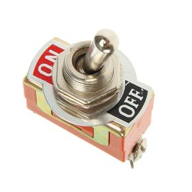 Toggle switch REXANT KN-101, 15A (2c), 250 V, ON-OFF, single-pole