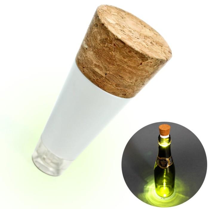 Светящаяся пробка Bottle Light - фото 984312