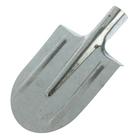 Лопата штыковая, оцинкованная сталь, без черенка