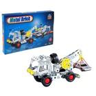 "Constructor metal ""Tow truck"", 144 parts"