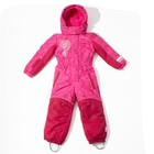 Комбинезон зимний для девочки, рост 104 см, цвет розовый W17371