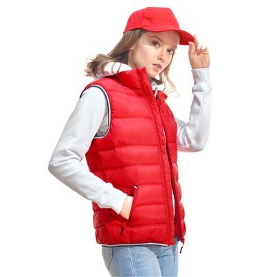Жилет женский StanAeroWomen, размер (L/48),цвет красный