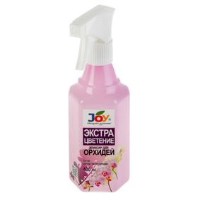Spray Elixir for Orchids JOY Extra flowering, 400 ml.