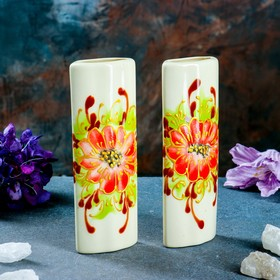 "Aromaplastie ""Vase double flat"", 2 PCs., MIX"